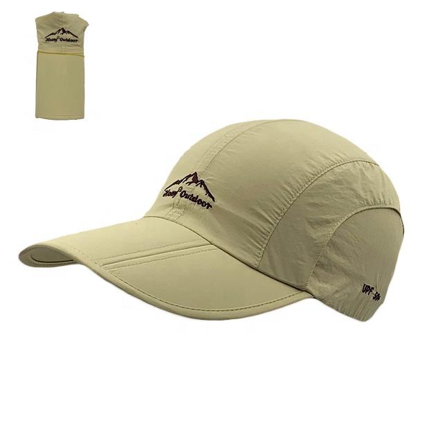 Khaki sport cap