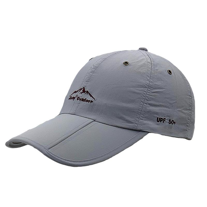 Light Grey sport cap