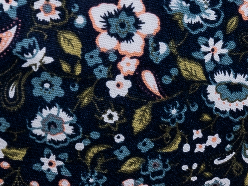 Paisley flora